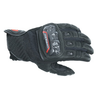 DriRider Strike Gloves Black/Black