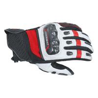 DriRider Strike Gloves Black/Red/White