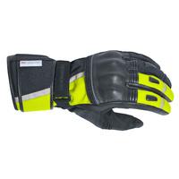 DriRider Highway Gloves Black/Yellow