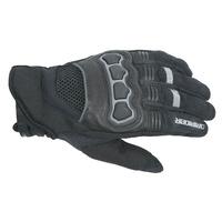 DriRider Street Ladies Gloves Black/Grey