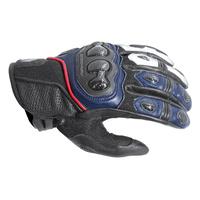 DriRider Air-Ride 2 Short Cuff Gloves Navy/White