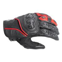 DriRider Air-Ride 2 Short Cuff Gloves Black/Red