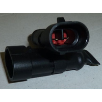 Daytona Twin Tec DTT-18001 Oxygen Sensor Eliminator Kit w/2 wire 06-09FLH/ 06-11 FXD & S/T