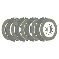 Energy One E1-BT-5 Clutch Kit for Big Twin 41-84 4 Speed