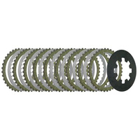 Energy One E1-BTX-11 Clutch Kit; Extra Plate BT'90-97 & XL'91up to