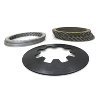 Energy One E1-VTC-13 Kevlar Clutch Steel & Friction Kit Victory 02-UP Custom Chopper