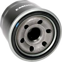 Emgo E1026920 Oil Filter Spin On Black for Triumph/Peugeot Models