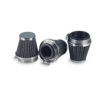 Emgo E1255748 Air Filter Pod 48mm Tapered/Chrome Cap