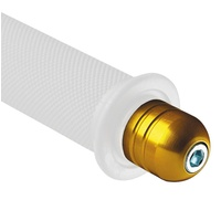 Renthal E189 Road Bar End Plugs Gold (Pair)