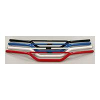 "Emgo E2392491 Carbon Steel 7/8"" Replica Handlebars Black for ATC Models"