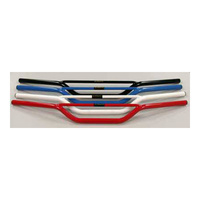 "Emgo E2392494 Carbon Steel 7/8"" Replica Handlebars Red for ATC Models"