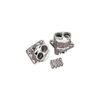 Eastern Motorcycle Parts EMP-A-18609-CHR Tappet Blocks Chrome for BT'84-99 Evo