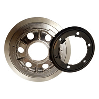 Eastern Motorcycle Parts EMP-A-37912-98 Clutch Pressure Plate for Big Twin 98-17