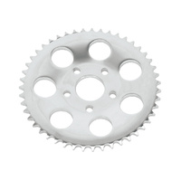Eastern Motorcycle Parts EMP-A-40954-83 51T Rear Chain Sprocket w/13mm Offset Chrome for FXR 80-85