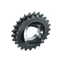 Eastern Motorcycle Parts EMP-W-14-432-24 24T Compensating Sprocket for Big Twin'70-86
