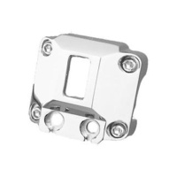 Eastern Motorcycle Parts EMP-Y-21-306 Vertical Switch Housing Chrome for Big Twin/Sportster 72-81