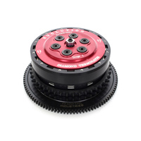 Evolution Industries EVO-1006-3165 Complete Clutch w/Basket for Big Twin 07Up w/Cable Clutch