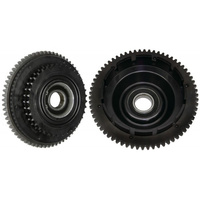 Evolution Industries EVO-1006-4639 37T Clutch Basket Includes 66T Ring Gear & Bearing BT'L84-89