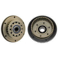 Evolution Industries EVO-1006-4645 37T Clutch Basket Includes 66T Ring Gear, 9/10T Pinion & Bearing BT'90-93
