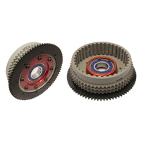 Evolution Industries EVO-1006-4699 57T Clutch Basket Includes 78T Ring Gear & Bearing Sportster '04 & Later XL'04up