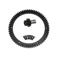 Evolution Industries EVO-1010-1111 66 Tooth Starter Ring Gear Big Twin 90-97