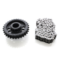 Evolution Industries EVO-1012-1221 Compensating Sprocket Conversion Kit FLH'11up
