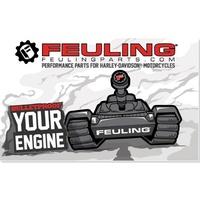 Banner; Feuling Tank Logo