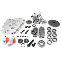 Feuling FE-7090 Conversion Cam Plate Kit Big Twin'01-06 (exc FXD'06)