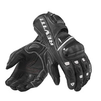 REV'IT! Jerez 3 Gloves Black/White