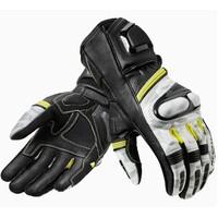 REV'IT! League Gloves Black/White