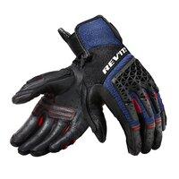 REV'IT! Sand 4 Gloves Black/Blue