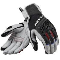 REV'IT! Sand 4 Gloves Light Grey/Black