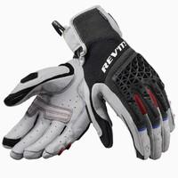 REV'IT! Sand 4 Ladies Gloves Light Grey/Black