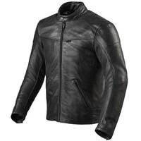 REV'IT! Sherwood Leather Jacket Black