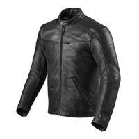 REV'IT! Sherwood Leather Jacket Black [Size:56]