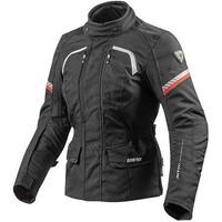 REV'IT! Neptune GTX Ladies Textile Jacket Black