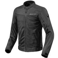 REV'IT! Eclipse Textile Jacket Black