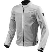 REV'IT! Eclipse Textile Jacket Silver