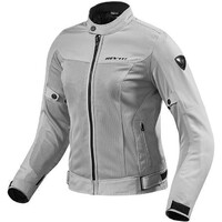 REV'IT! Eclipse Ladies Textile Jacket Silver