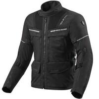 REV'IT! Offtrack Textile Jacket Black