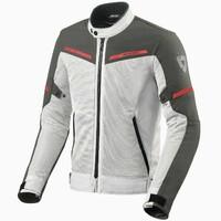 REV'IT! Airwave 3 Textile Jacket Silver/Anthracite