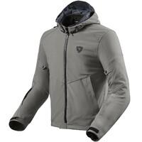 REV'IT! Afterburn H20 Textile Jacket Dark Grey