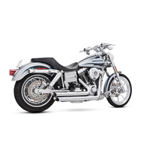 Freedom Performance Exhaust FPE-HD00020 Amendment Exhaust System Chrome for Dyna 91-05