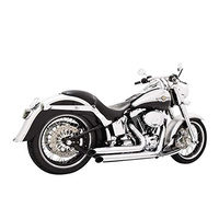 Freedom Performance FPE-HD00401 Declaration Turnouts Exhaust Chrome XL'14up