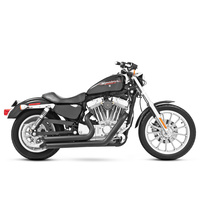 Freedom Performance FPE-HD00405 Amendment Exhaust Black for Sportster 14-Up