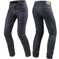REV'IT! Lombard 2 RF Jeans Standard Leg Dark Blue