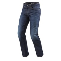 REV'IT! Philly 2 LF Jeans Standard Leg Dark Blue