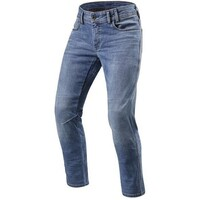 REV'IT! Detroit TF Jeans Standard Leg Classic Blue
