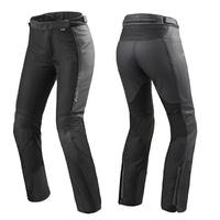 REV'IT! Ignition 3 Ladies Pants Standard Leg Black