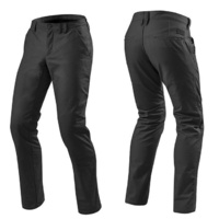 REV'IT! Alpha RF Pants Standard Leg Black